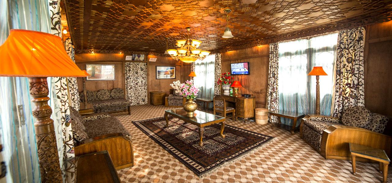 Kashmir Houseboat Srinagar Houseboat Luxury Houseboat In